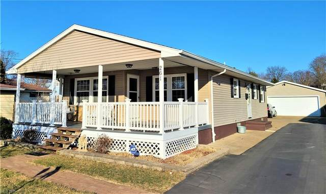 261 Stull Avenue, Akron, OH 44312 (MLS #4259857) :: The Jess Nader Team | RE/MAX Pathway