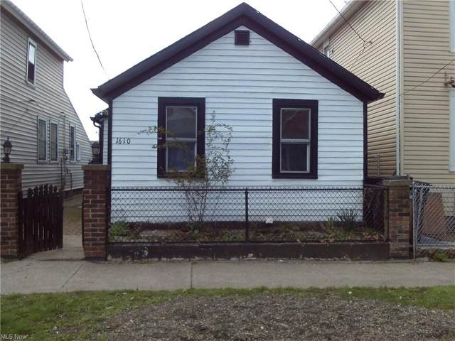 1610 E 34th Street, Cleveland, OH 44114 (MLS #4259896) :: The Jess Nader Team | RE/MAX Pathway