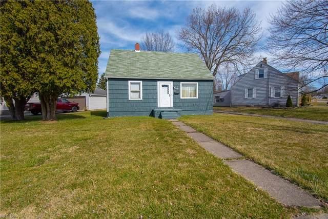 810 Frederick Street, Niles, OH 44446 (MLS #4259906) :: Keller Williams Legacy Group Realty