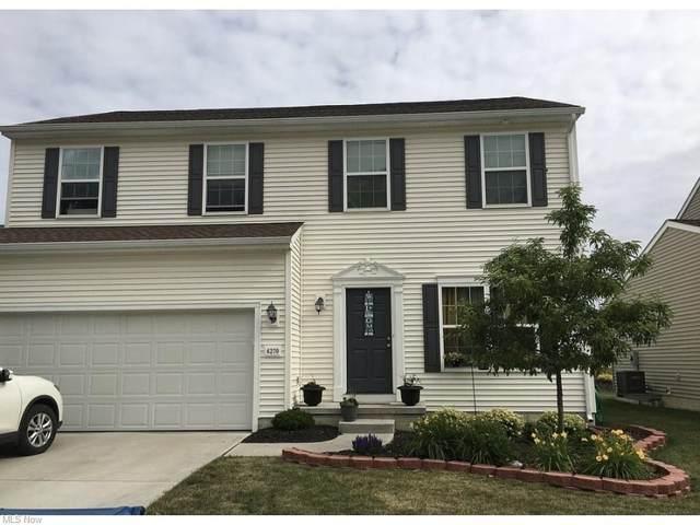 6270 Dogwood Lane, North Ridgeville, OH 44039 (MLS #4259956) :: The Art of Real Estate