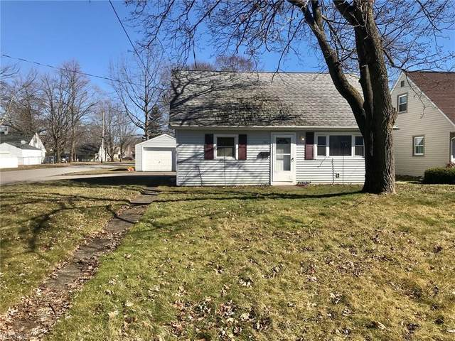 181 N Edgehill Avenue, Youngstown, OH 44515 (MLS #4259987) :: Keller Williams Legacy Group Realty