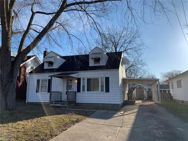 4335 Southern Boulevard, Youngstown, OH 44512 (MLS #4260061) :: The Art of Real Estate