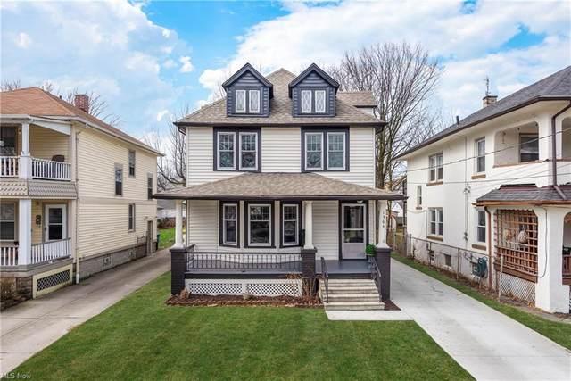 1564 Alameda Avenue, Lakewood, OH 44107 (MLS #4260200) :: The Art of Real Estate