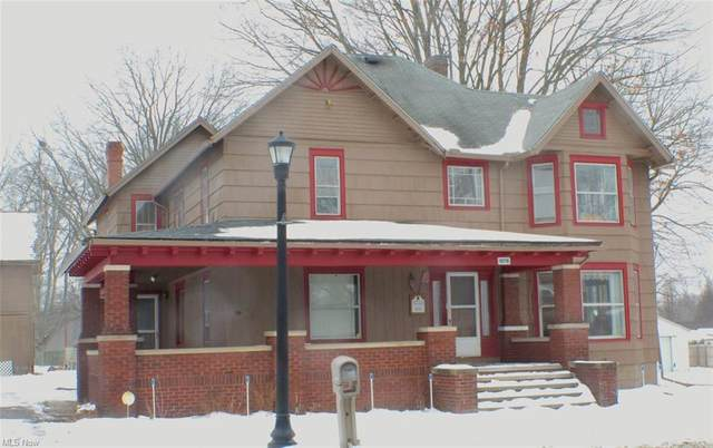 10710 Main Street, New Middletown, OH 44442 (MLS #4260240) :: The Holden Agency