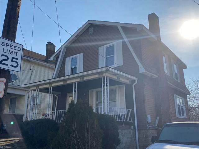 112 Mcdowell Avenue, Steubenville, OH 43952 (MLS #4260263) :: RE/MAX Edge Realty
