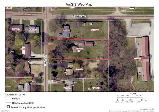 97 1st Street SE, Barberton, OH 44203 (MLS #4260292) :: Select Properties Realty