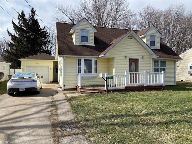 5835 Dunbar Avenue, Saybrook, OH 44004 (MLS #4260317) :: The Crockett Team, Howard Hanna
