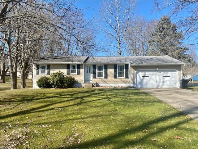 3391 Sycamore Drive, New Waterford, OH 44445 (MLS #4260334) :: RE/MAX Edge Realty