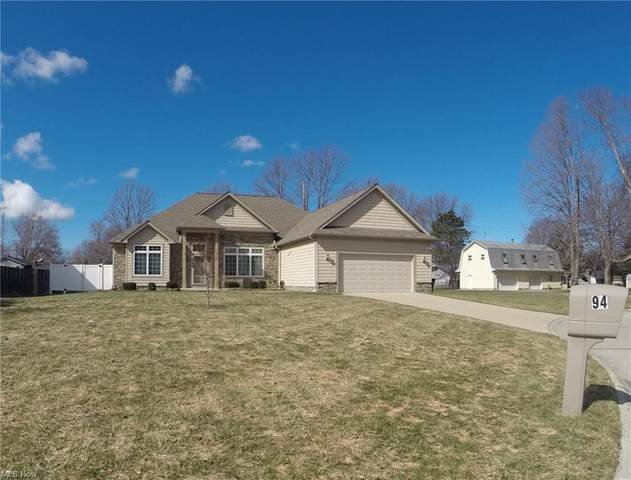 94 Helene Drive, Painesville Township, OH 44077 (MLS #4260376) :: The Holden Agency