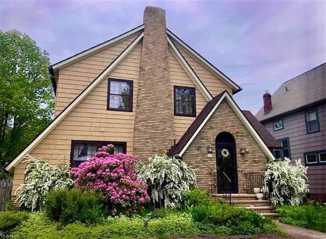 3829 Kirkwood Road, Cleveland Heights, OH 44121 (MLS #4260441) :: Keller Williams Chervenic Realty