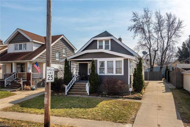 1909 Amberly, Cleveland, OH 44109 (MLS #4260583) :: RE/MAX Trends Realty