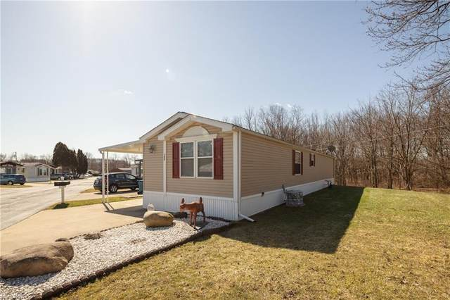 100 Maple Hill Lane, Akron, OH 44312 (MLS #4260598) :: The Holden Agency