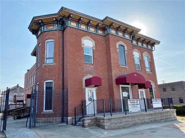 822 Market Street, Zanesville, OH 43701 (MLS #4260701) :: The Holden Agency