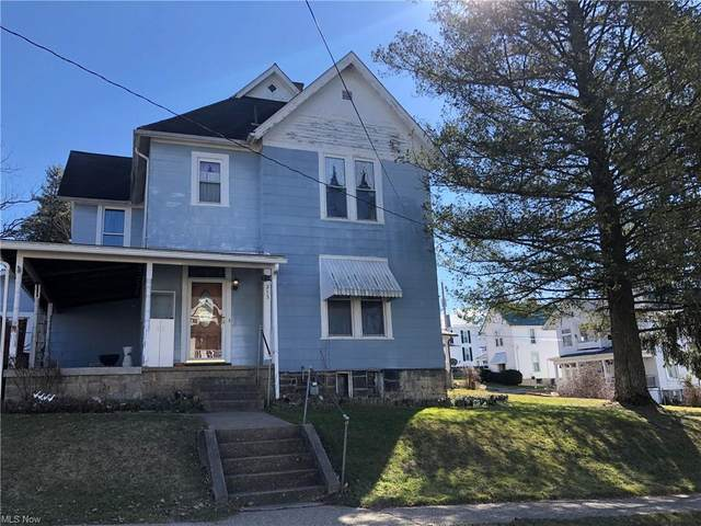 215 S Lincoln Avenue, Barnesville, OH 43713 (MLS #4260729) :: The Art of Real Estate