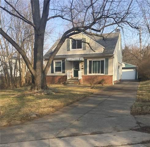117 Greencroft Road, Bedford, OH 44146 (MLS #4260753) :: The Crockett Team, Howard Hanna