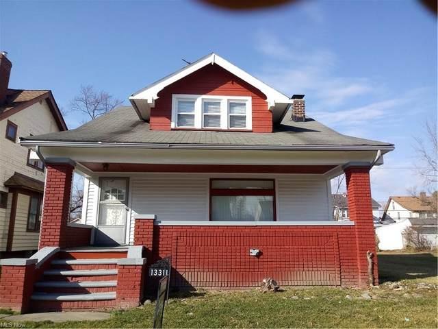 13311 Saybrook Avenue, Garfield Heights, OH 44105 (MLS #4260760) :: The Kaszyca Team
