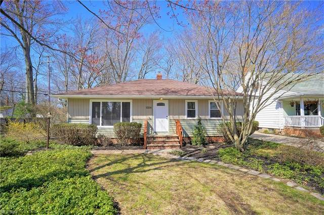 1004 Clinton Avenue, South Euclid, OH 44121 (MLS #4260923) :: Select Properties Realty