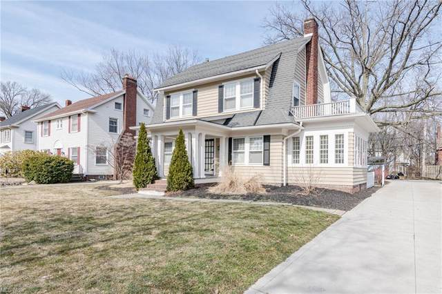 3109 Warrington Road, Shaker Heights, OH 44120 (MLS #4260935) :: Keller Williams Chervenic Realty