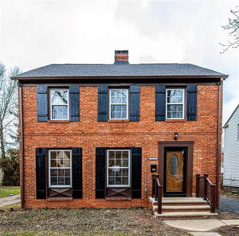 3715 Berkeley Road, Cleveland Heights, OH 44118 (MLS #4260975) :: RE/MAX Trends Realty