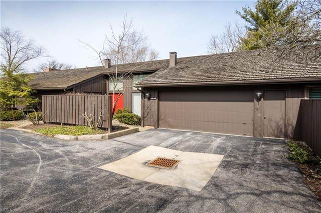 450-69 Meadowview Drive 13-J, Aurora, OH 44202 (MLS #4261022) :: The Holden Agency