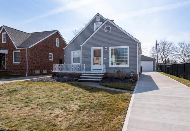 8003 Whittington Drive, Parma, OH 44129 (MLS #4261046) :: The Holden Agency