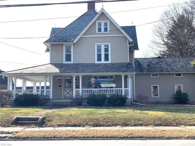 357 N Main Street, Columbiana, OH 44408 (MLS #4261117) :: The Holden Agency