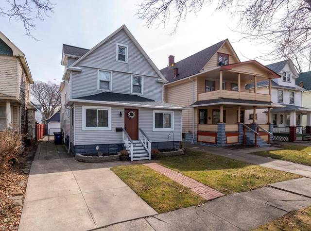 2031 W 87 Street, Cleveland, OH 44102 (MLS #4261193) :: Keller Williams Legacy Group Realty