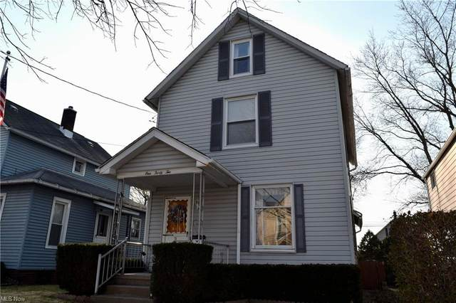 132 7th Street NW, Barberton, OH 44203 (MLS #4261256) :: Keller Williams Legacy Group Realty
