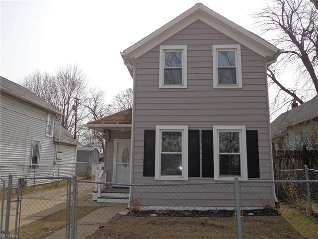 7501 Elton Avenue, Cleveland, OH 44102 (MLS #4261273) :: The Art of Real Estate