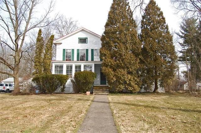 326 E College Street, Oberlin, OH 44074 (MLS #4261309) :: Keller Williams Chervenic Realty
