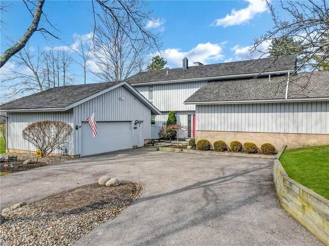 668 Claridge Lane 9-A, Aurora, OH 44202 (MLS #4261372) :: The Holden Agency