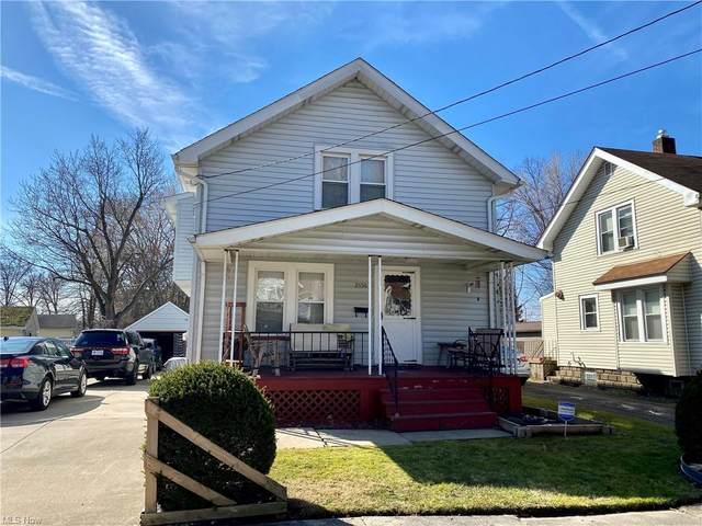 2656 Somerset Street SE, Warren, OH 44484 (MLS #4261389) :: Select Properties Realty
