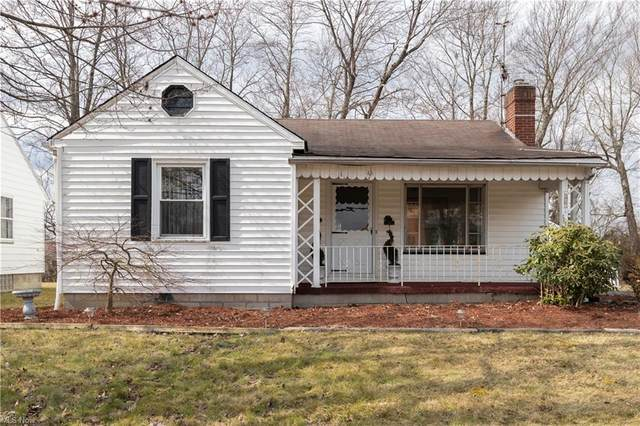 732 S Hazelwood Avenue, Youngstown, OH 44509 (MLS #4261400) :: The Holden Agency