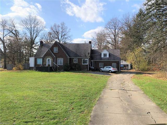 158 N Canfield Niles Road, Youngstown, OH 44515 (MLS #4261407) :: The Holden Agency