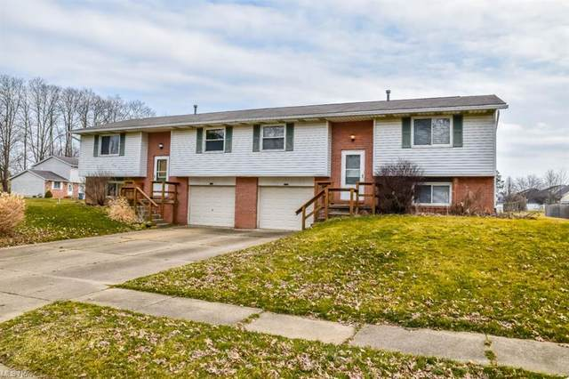 845 Basswood Avenue 45-847, Canal Fulton, OH 44614 (MLS #4261414) :: The Holden Agency