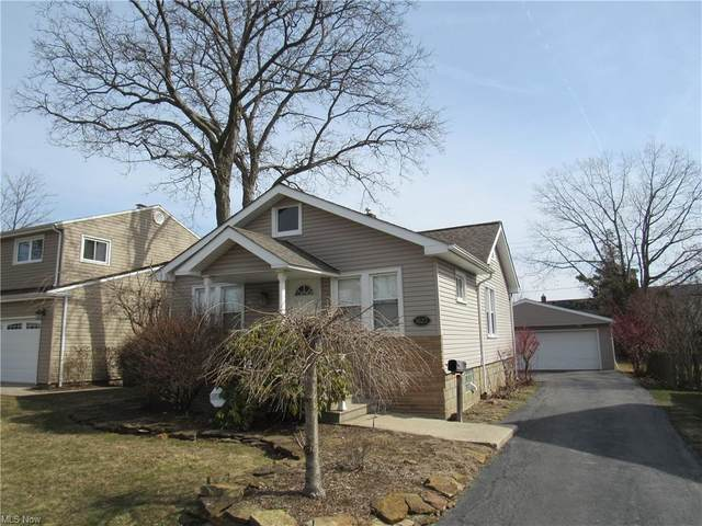 1623 Crestwood Road, Mayfield Heights, OH 44124 (MLS #4261434) :: RE/MAX Trends Realty