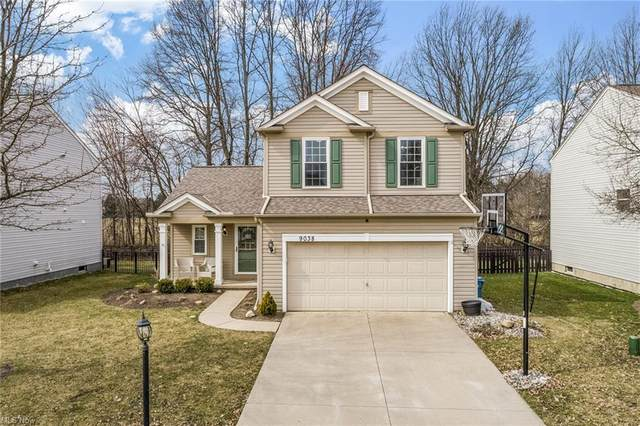 9038 Huxley Lane, Olmsted Falls, OH 44138 (MLS #4261501) :: The Art of Real Estate