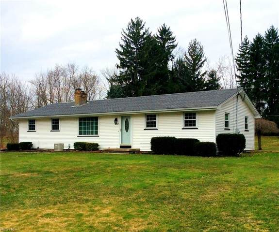 867 Cunningham Road, Salem, OH 44460 (MLS #4261545) :: The Holden Agency