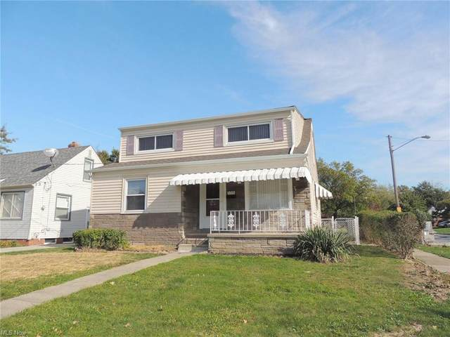 599 E 250th Street, Euclid, OH 44132 (MLS #4261593) :: Select Properties Realty