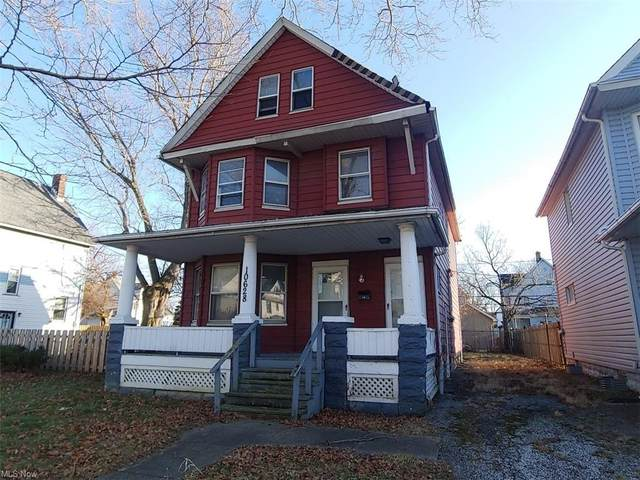 10628 Englewood Avenue, Cleveland, OH 44108 (MLS #4261793) :: The Holden Agency