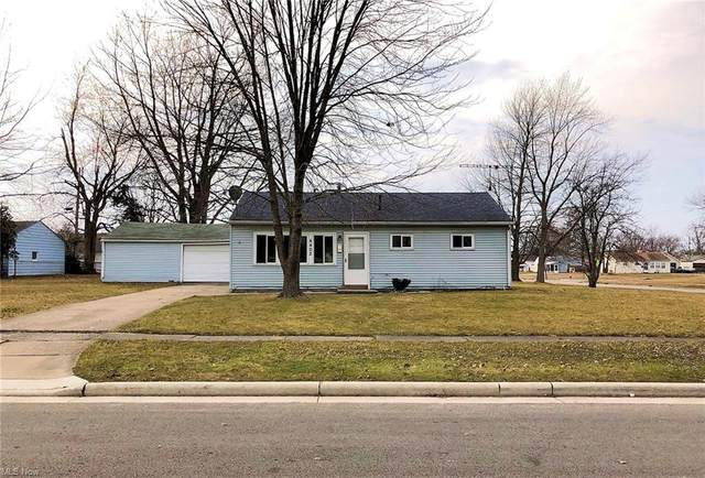 4402 Camden Avenue, Lorain, OH 44055 (MLS #4261922) :: The Art of Real Estate
