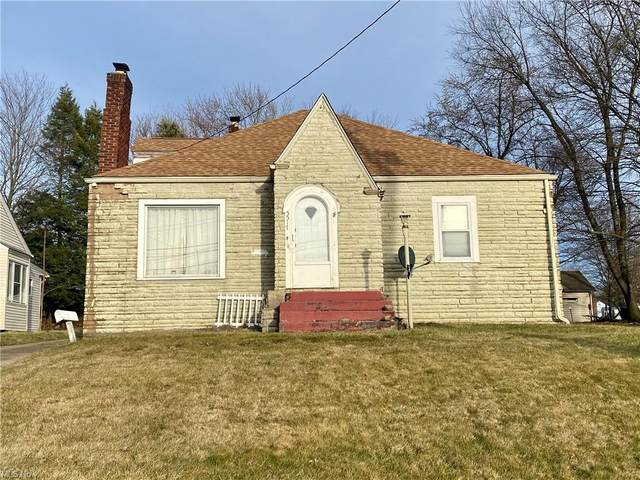 5517 Southern Boulevard, Youngstown, OH 44512 (MLS #4262033) :: The Art of Real Estate