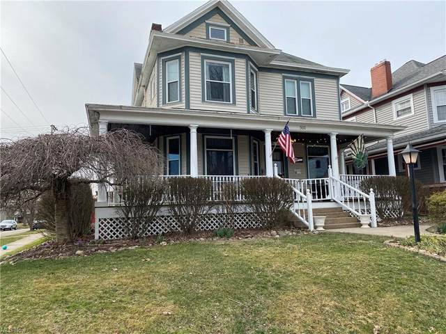 503 N 10th Street, Cambridge, OH 43725 (MLS #4262067) :: RE/MAX Trends Realty