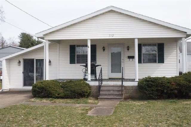 812 Winton Avenue, Belpre, OH 45714 (MLS #4262077) :: RE/MAX Trends Realty