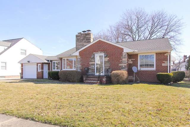 1755 Glenmount Avenue, Akron, OH 44301 (MLS #4262132) :: The Art of Real Estate