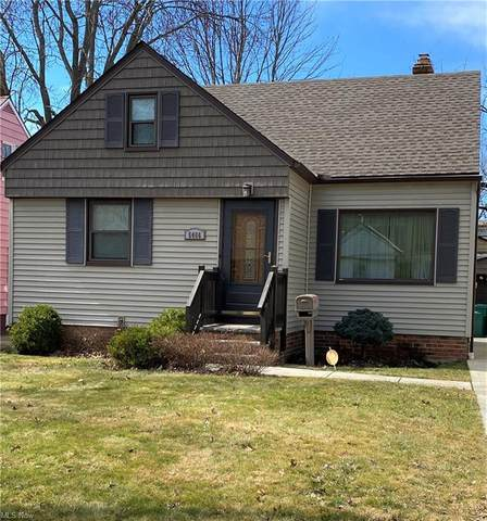 5466 Oakwood Avenue, Maple Heights, OH 44137 (MLS #4262148) :: The Art of Real Estate