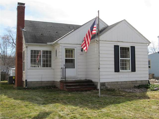 41819 Emerson Court, Elyria, OH 44035 (MLS #4262232) :: Select Properties Realty