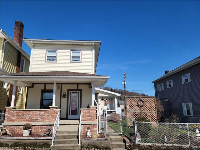 632 Washington Street, Martins Ferry, OH 43935 (MLS #4262258) :: The Crockett Team, Howard Hanna