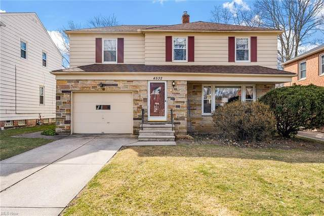 4532 Mackall Road, South Euclid, OH 44121 (MLS #4262464) :: The Art of Real Estate