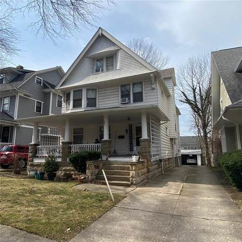 2230 Bellfield Avenue, Cleveland Heights, OH 44106 (MLS #4262485) :: The Holden Agency